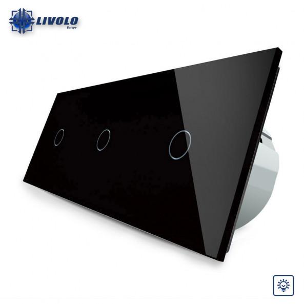 Triple Livolo Dimmer Switch