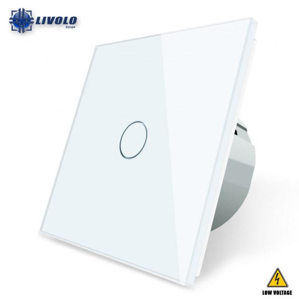 Livolo 1 Gang - 1 Way (Low Voltage)