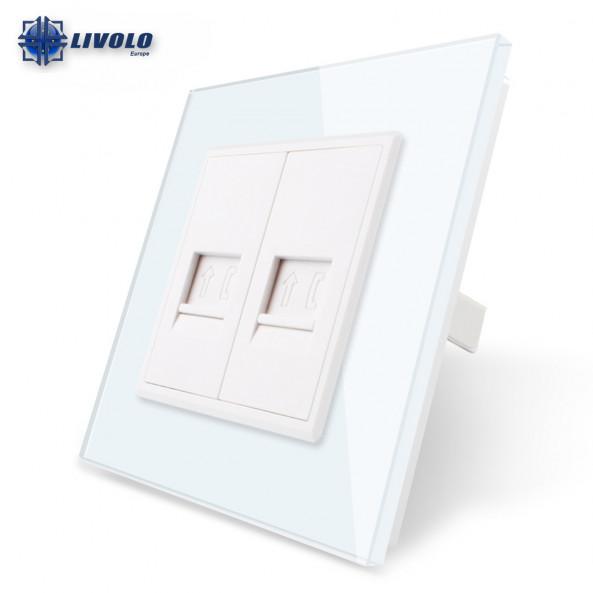 Double TEL / TEL - Socket