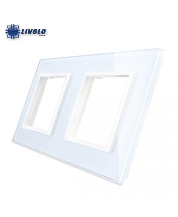 Livolo Double Crystal Panel