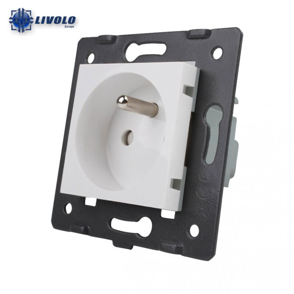 Livolo Wall Power French Socket - Module