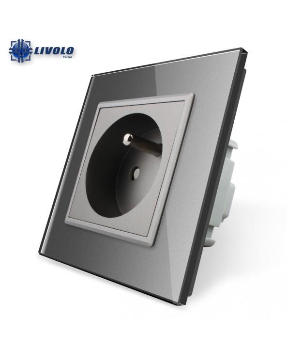 Livolo Wall Power French Socket