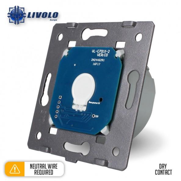 Livolo 1 Gang - 1 Way Module (Dry Contact)