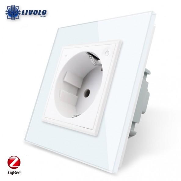 Livolo Wall Power Socket / Smart Zigbee
