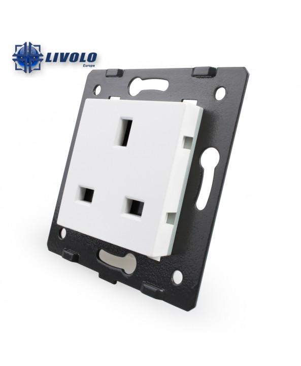 Livolo Wall Power UK Socket - Module