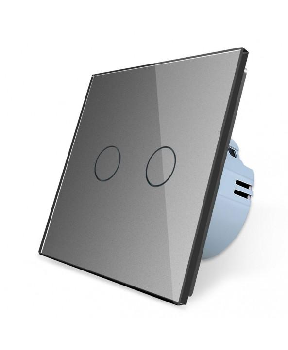 2 Gangs - 1 Way / Smart WiFi