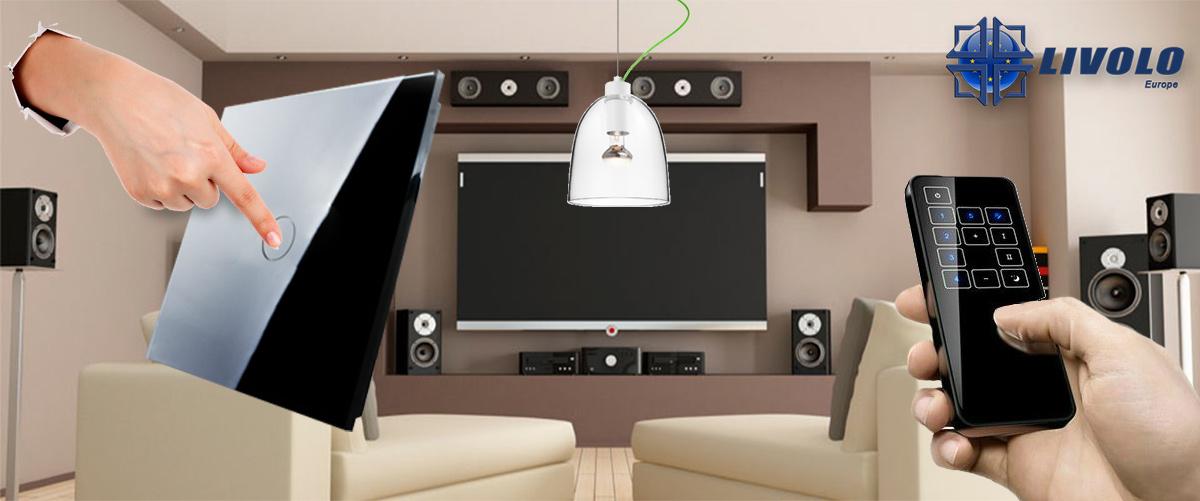 Standard Livolo Remote Control Synchronization